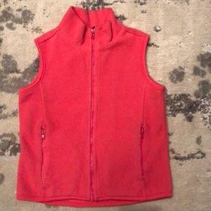 Girls size xs  fleece GAP vest